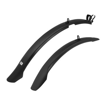 Pantaloni scurti MTB Force F-11 cu interior detasabil galben fluorescent XL
