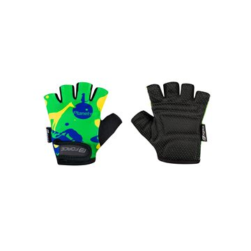 Ochelari Force Free alb/orange lentile orange laser