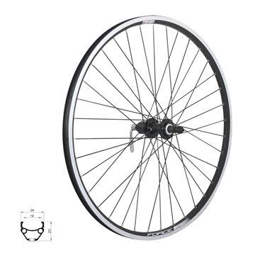 Bicicleta Focus Whistler Evo 27 24G magicblackmatt 2017 - 480mm (L)
