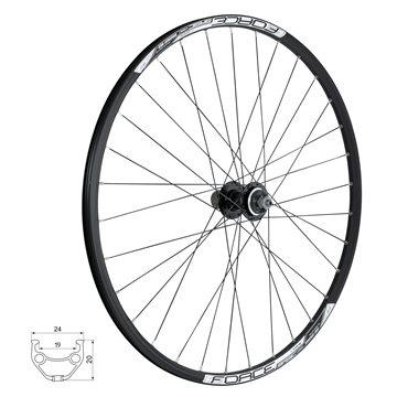 Bicicleta Focus Whistler Evo 29 24G magicblackmatt 2017 - 540mm (XL)