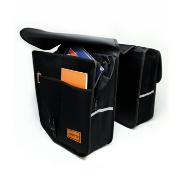 Huse pantofi Force Neoprene Over negre XXL