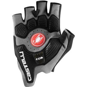 Pantaloni Force B20 cu insertie gel Negru/Albastru XS