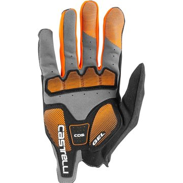 Pantaloni lungi Alpinestars Youth Vector Anthracite Bright Red 38
