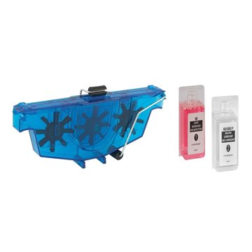 Sosete Force Long fluo/negru S-M