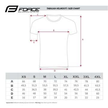 Bidon Force ray 0.75 L, transparent
