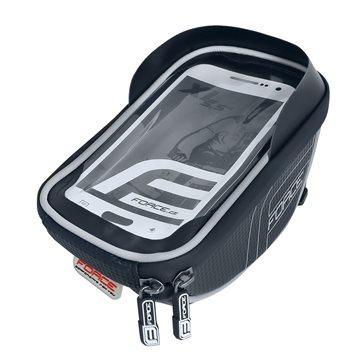 Pedale Force BMX aluminiu negre