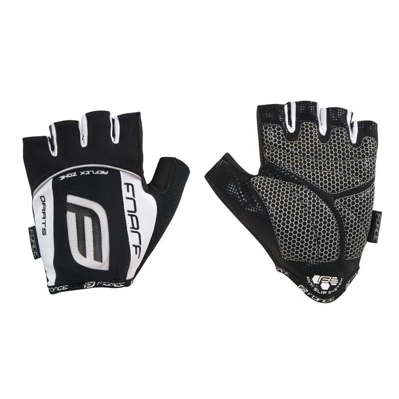 Ghidolina Force PU logo embosat albastra