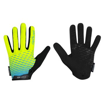 Huse pantofi Force neopren fluo S
