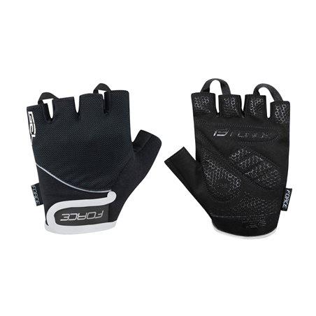 Manusi iarna Force Hot Rak 3 degete negre L