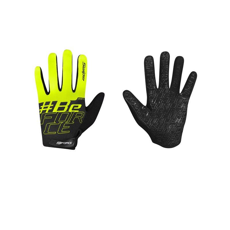 Huse pantofi Force neopren negre M