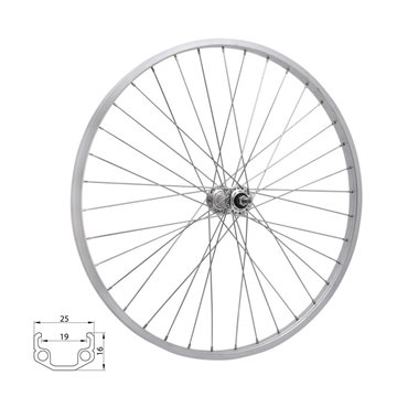 Jacheta Force Lightweight verde fluo SLIM M