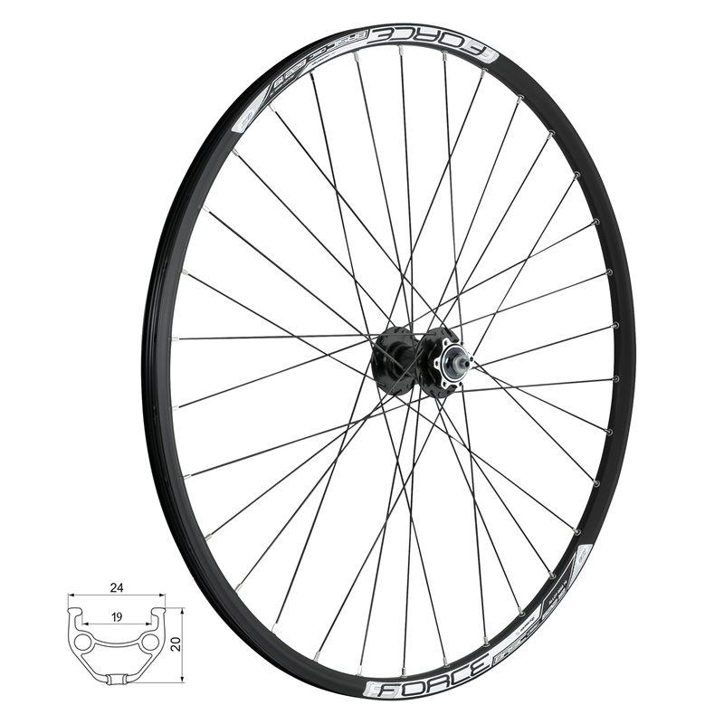 Bicicleta Adriatica City Retro Man 28 neagra 55 cm