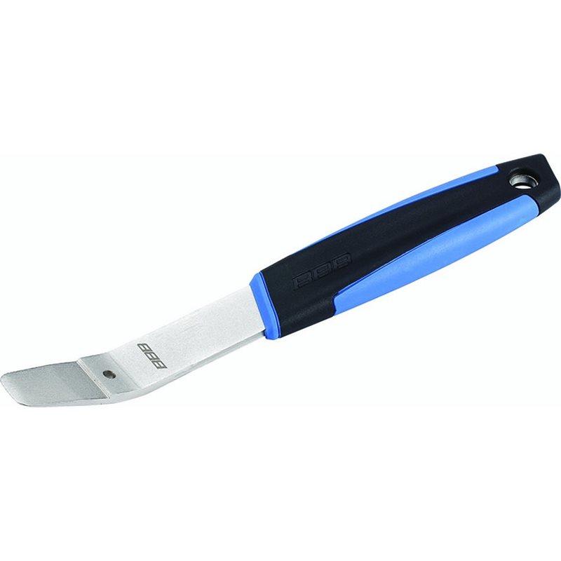 Aparatoare Reverse Born to Ride negru/alb/albastru