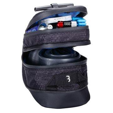 Ghidon Reverse Base 31.8/790/18 mm negru/rosu