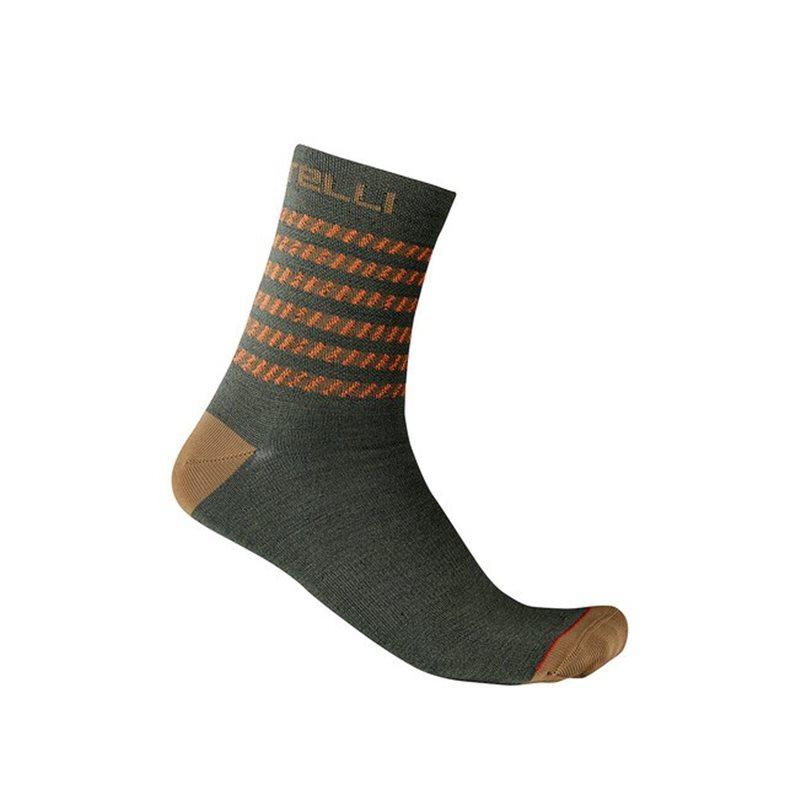 Protectie Reverse pentru cadru neopren negru/verde