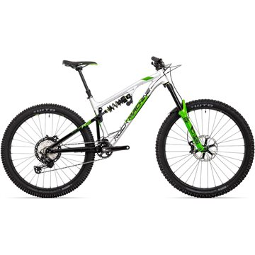 Protectii genunchi Alpinestars Vento Knee Protector black/acid yellow M