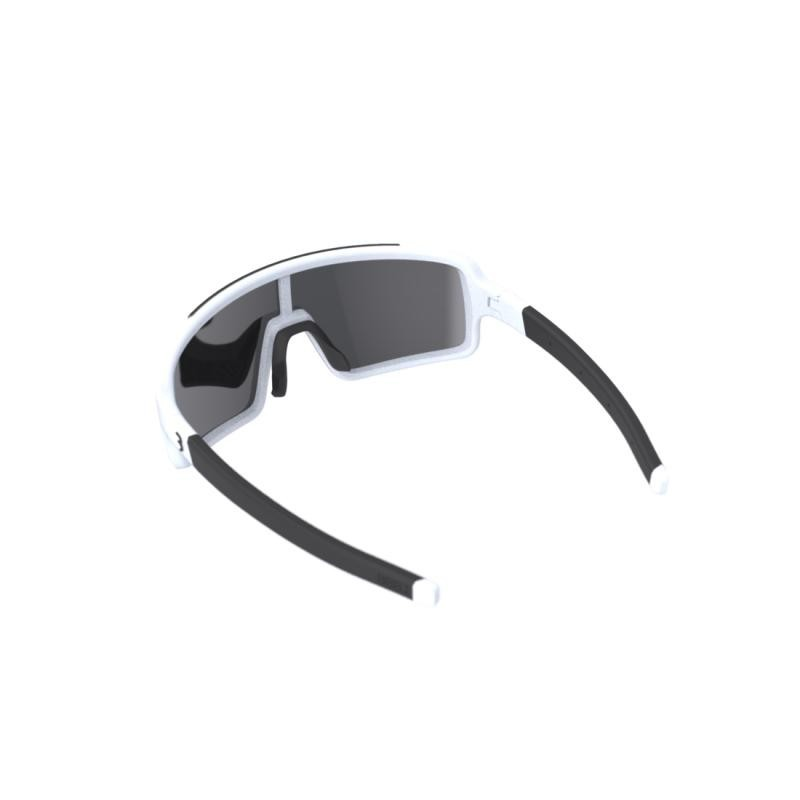 Ochelari Force Air alb/negru lentila negru laser