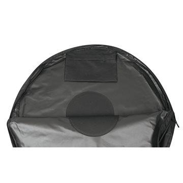 Protectie cadru Force neopren 10 cm neagra