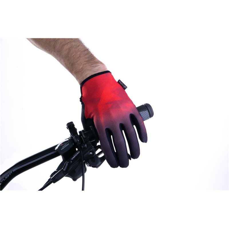 Manusi Alpinestars Flow Glove acid yellow black XXL