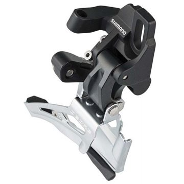 Sosete Force Long negru/fluo XS