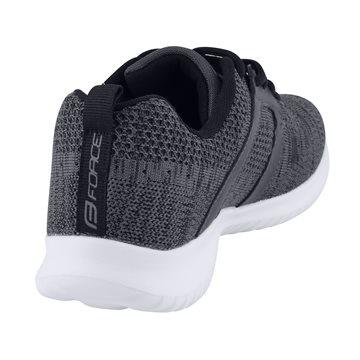Huse pantofi Force PU DRY negre XXL