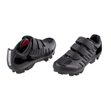 Sutien sport Force Beauty negru/gri L