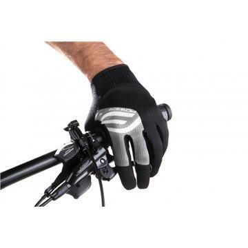 Bicicleta electrica Focus Jarifa2 3.9 9G 29 silver 2019 - 460mm (M)