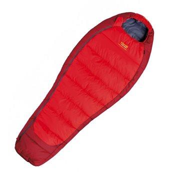 Sac de dormit Pinguin Mistral lady (extrem-19°C)-Red