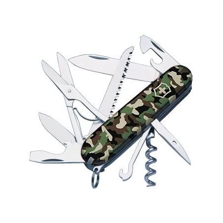 Briceag Victorinox HUNTSMAN, camouflage-militar