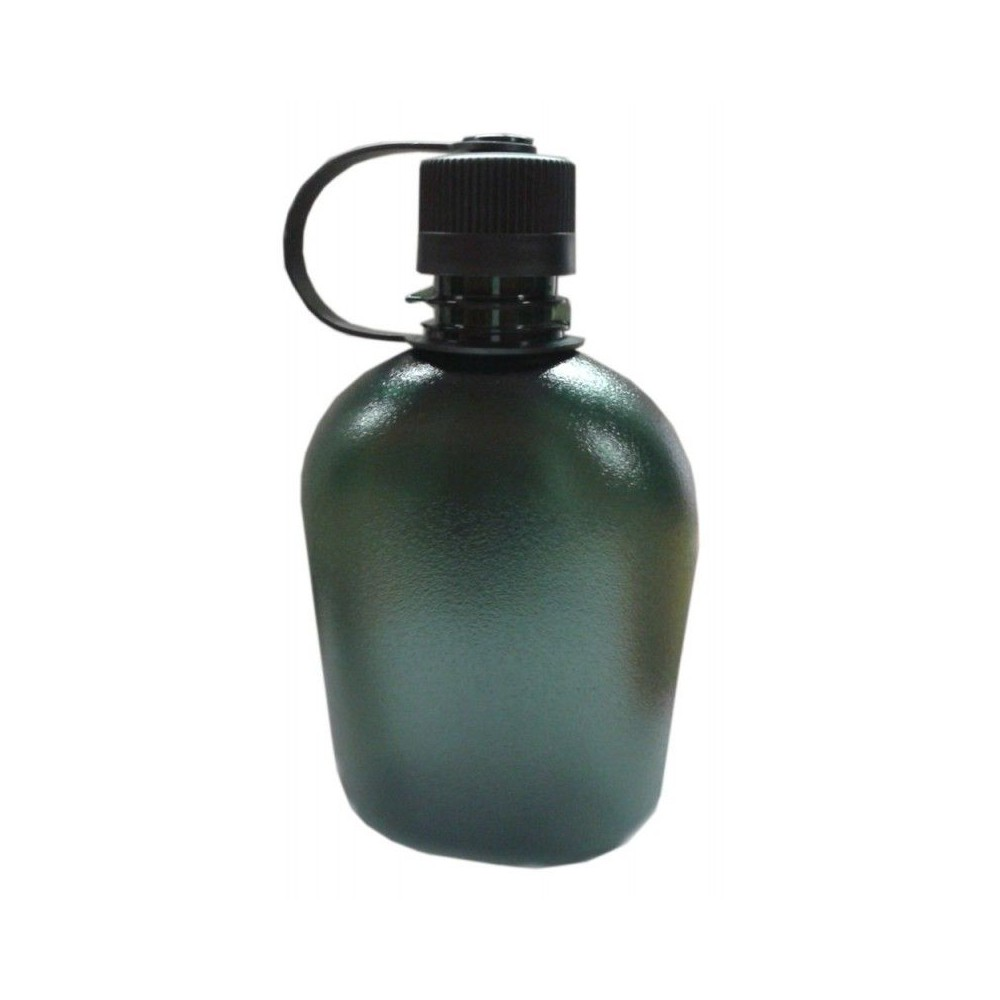 Bidon Pinguin Tritan Flask 0.75l-Green
