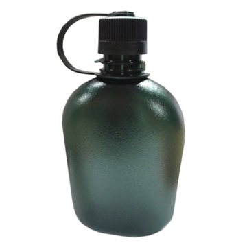 Bidon Pinguin Tritan Flask 1l-Green