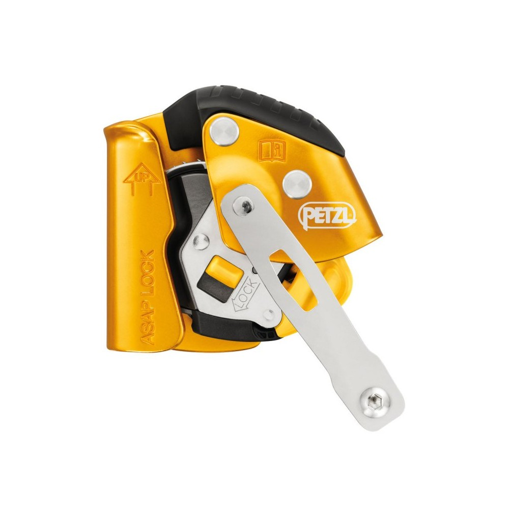 Coborator Petzl ASAP LOCK FALL