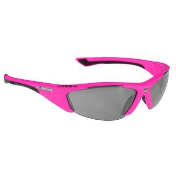 Ochelari Force Lady roz lentile negru laser