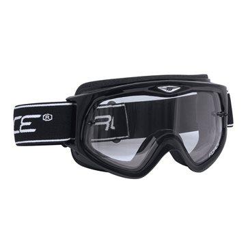 Ochelari Force negri lentile transparente