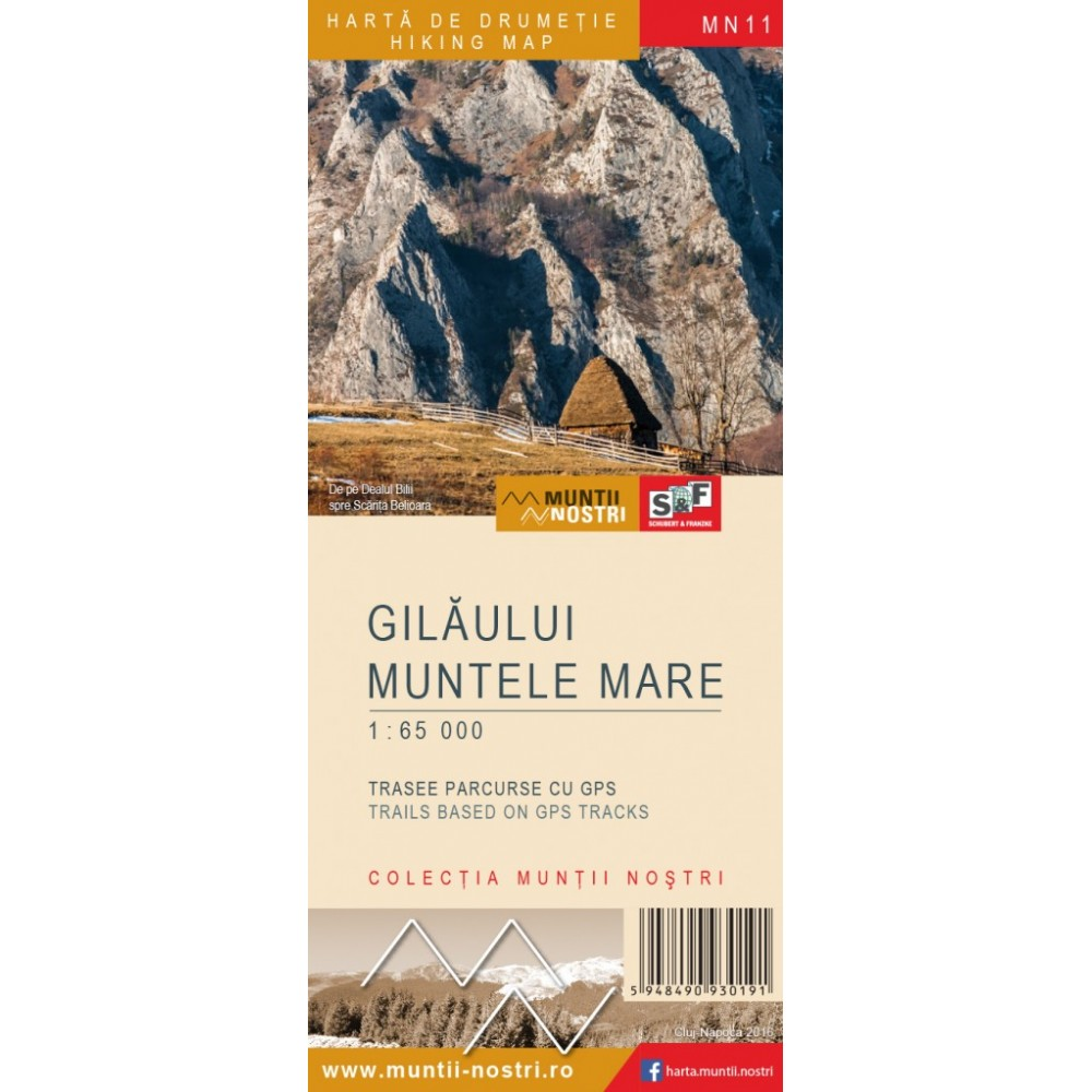Muntii Gilaului si Muntele Mare
