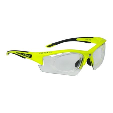 Ochelari Force Ride Pro cu suport si lentila photocromica