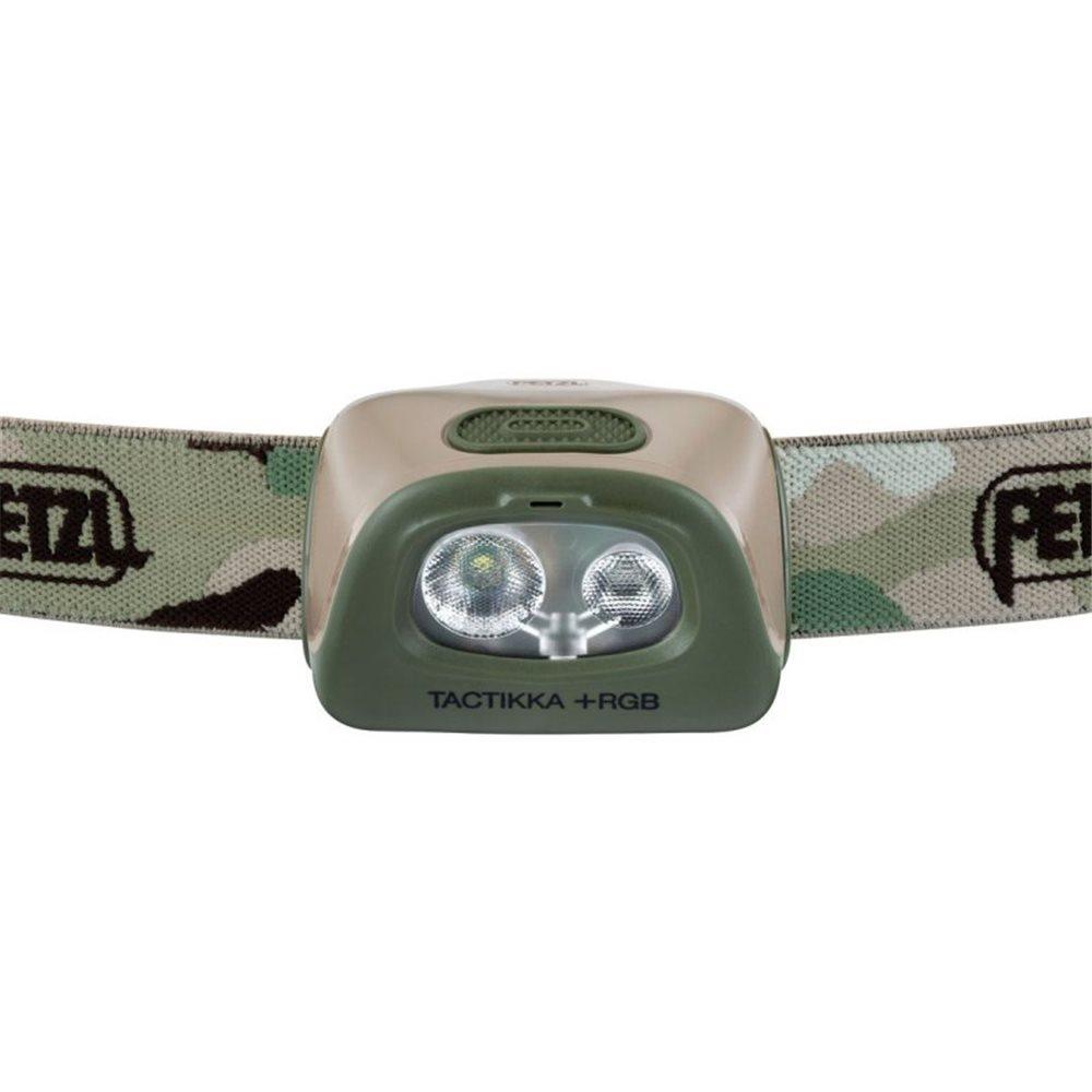 Lanterna frontala etzl TACTIKKA + RGB