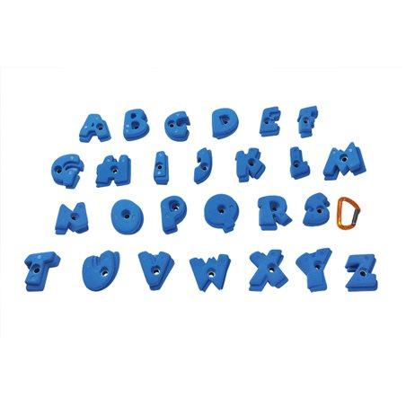 Set 26 prize escalada Entre Prises Alphabet