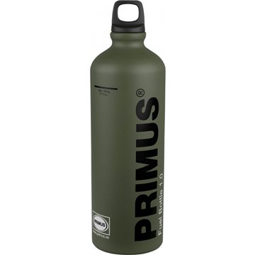 Bidon combustibil Fuel bottle 1L green