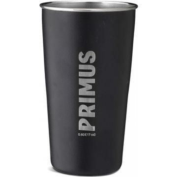 Cana inox Primus CampFire Pint Black