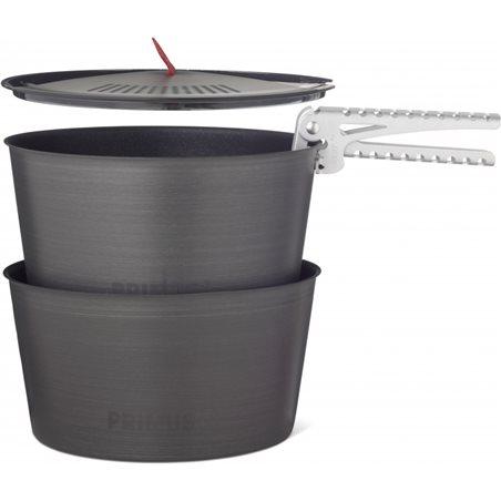 Set oale Primus aluminiu anodizat LiTech Pot Set 2.3L