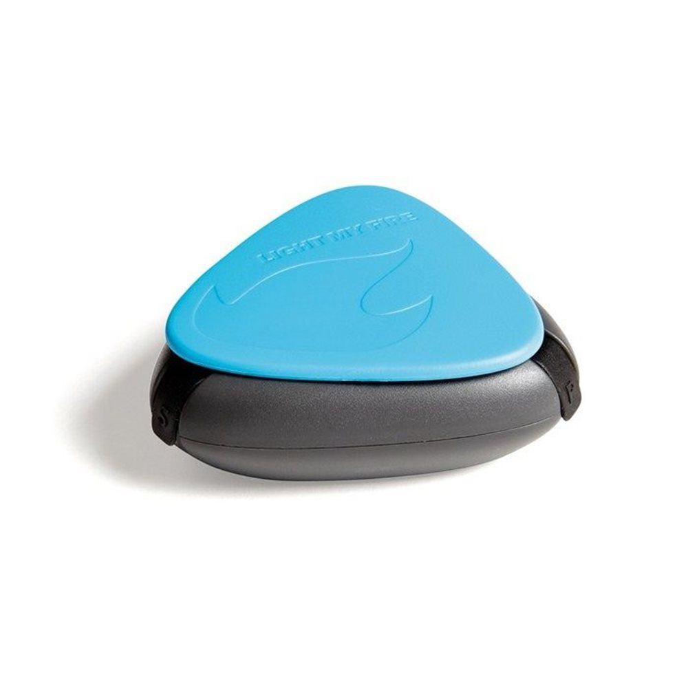 Cutie condimente Light My Fire Salt&Pepper Plus-Cyan