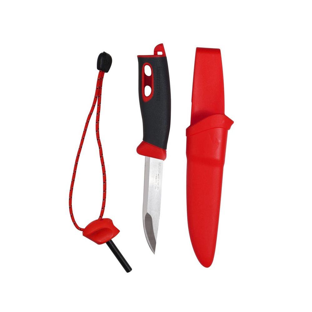 Cutit supravietuire Light My Fire FireKnife-Red