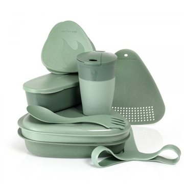 Set vase Light My Fire MealKit Bio-Sandygreen
