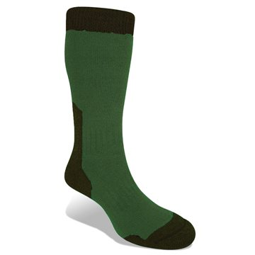 Sosete Bridgedale Merino Fusion Summit-Dark green