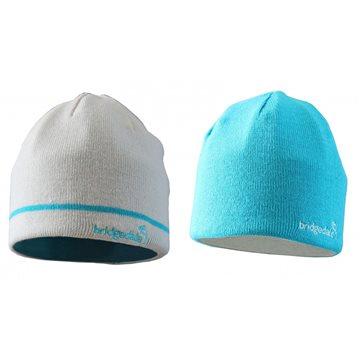 Caciula Bridgedale Flip Revesible-Ecru/Turquoise