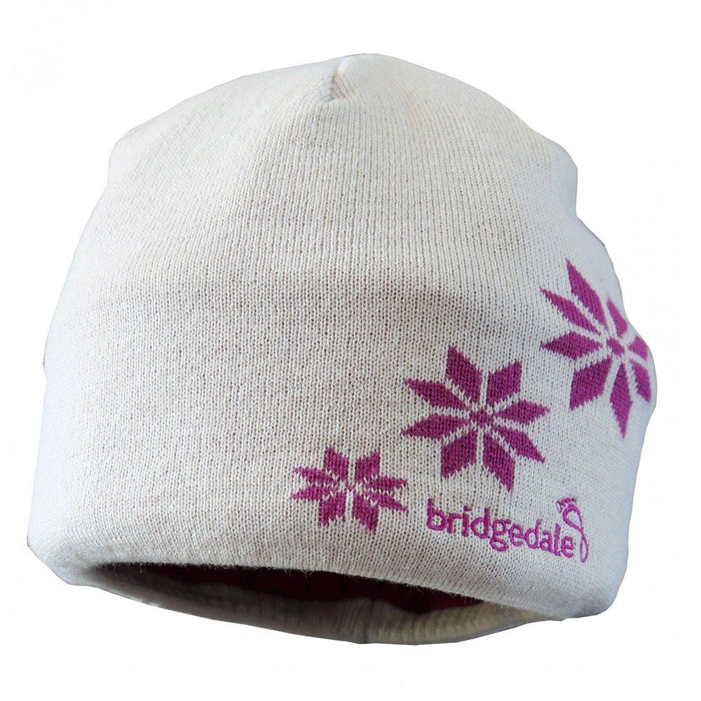 Caciula Bridgedale Flurry-Ecru/Berry