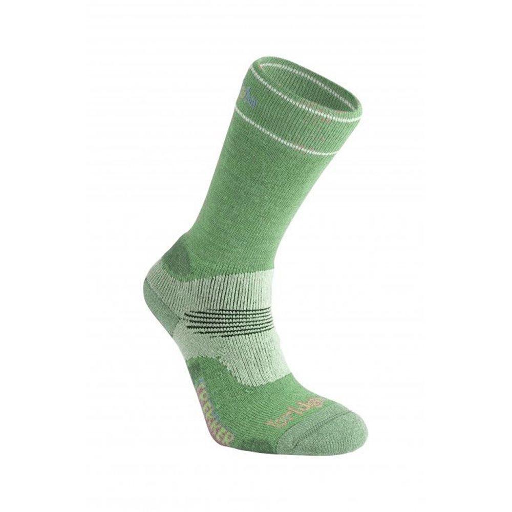 Sosete Bridgedale Wool Fusion Trekker lady-Light Green