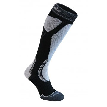 Sosete Bridgedale Alpine Tour-Black/Grey