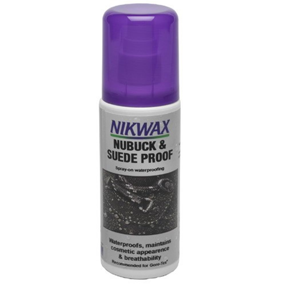 Spray Nikwax Fabric & Leather Proof 125 ml